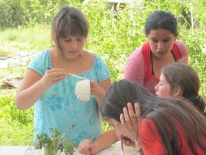 atelier de poterie pour enfants et adolescents